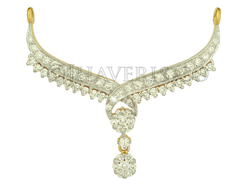 Welcome to jhaveris jewellery diamond mangalsutra pendants forever next aloadofball Gallery